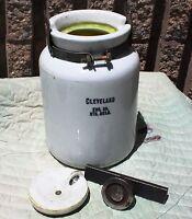 Cleveland ball mill alumina media grinding jar for glaze pyrotechnics paint ink