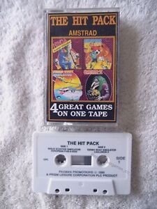 45772 The Hit Pack - Amstrad CPC (1990)