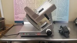 Reconditioned Bizerba slicer model SE12