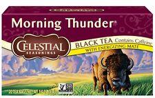 Celestial Seasonings Morning Thunder Tea, 20 ct