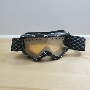 ANON Snowboarding ~ Ski/Snowboard Youth Goggles ~ Black