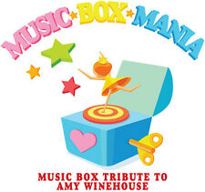 Music Box Mania - Music Box Tribute to Amy Winehouse [New CD] Manufactured On De