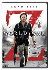 World War Z (DVD,2013)