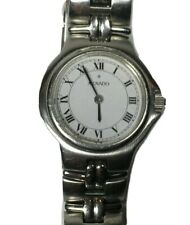 Movado Olympian Women's Museum Wrist Watch - 84.a1.827.2 - NEEDS BATTERIES