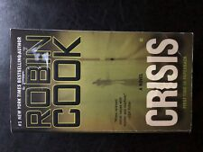 Crisis by Robin Cook (2007, Paperback)