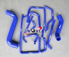 For Subaru Impreza WRX/STi GDA/GDB EJ207 02-07 silicone radiator&heater hose kit