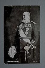R&L Postcard: HM King Edward VII, GD&D