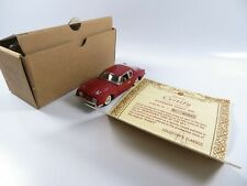Collectors Classic by Buby 1:43 Studebaker Avanti OVP #2383