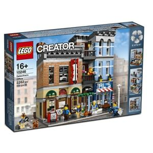LEGO 10246 Creator Detectives Office 10246 *NEW* Worldwide Shipping