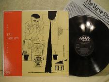 The Tal Farlow Album, 1981, Verve Records, Japan, UMV 2584, Mono