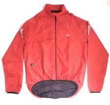 Cycling Waterproof Rain Jacket Lightweight Outdoor Running with Reflective