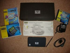 Psion Series 5 PDA, in VG condition, accessories, software, manual & PSU