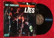 THE FABULOUS KNICKERBOCKERS LIES 1966 CHALLENGE STEREO