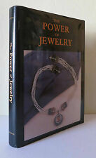 The Power of Jewelry 1988 Schiffer Gems Photographs Necklaces Rings Earrings