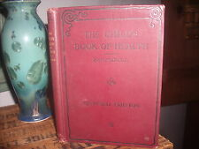 "RARE -1895 - ""THE CHILD'S BOOK OF HEALTH"" - Blaisdell, M.D. - GINN & CO."
