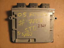 05 FORD FUSION MT CALI ECU PCM COMPUTER 5S4A-12A650-VF