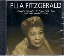 CD COMPIL 12 TITRES--ELLA FITZGERALD--ELLA FITZGERALD--NEUF