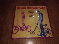 BRIGHT MORNING STAR * SWEET AND SOUR * FOLK VINYL LP NEW & SEALED 1988