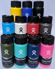 Hydro Flask Wide Mouth Stainless Steel Coffee Flask With Flip Cap 12oz 16oz 20oz