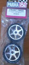 1/10 Parma front viper wheels & tires Team Associated Hemi Corvette pan car RC10