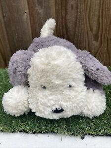 JELLYCAT TUMBLIE SHEEP DOG PUPPY 🐶 SOFT PLUSH TOY COMFORTER MEDIUM RETIRED.