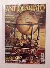 Antiquariato n.340 anno 2009 - Luigi XIV sua maestà lo Stile