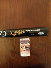 JSA COA Miguel Cabrera Signed Rawlings Pro Model 34 Inch Baseball Bat