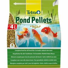 Tetra Pellets Medium 1030g 4L Complete Fish Food For Pond Fish