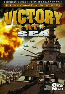 VICTORY AT SEA (2PC) NEW DVD