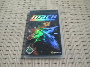 MACH Modified Air Combat Heroes für Sony PSP *OVP*