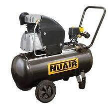 Compressore 2,5 Hp Tech serbatoio 50 lt litri Nuair