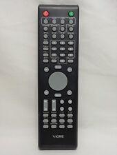 Viore V001 Factory Original TV/DVD Combo Remote For LCD26V37HA, 30 Day Guarantee