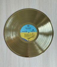 Eric Clapton Unplugged 1992 Gold Vinyl Record