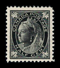 Canada Stamp #66 - Queen Victoria (1897) ½¢  MNH  VF