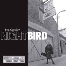 Eva Cassidy - Nightbird Limited Edition CD DVD UK 2015 1stclasspost