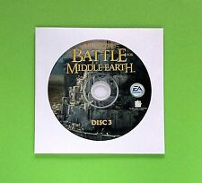 The Lord of the Rings Battle for Middle-Earth for PC Replacement Disc 3 Only