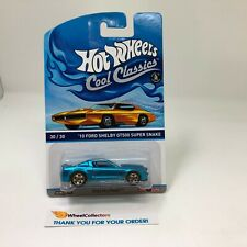 '10 Ford Shelby GT500 Super Snake * Hot Wheels Cool Classics * HH16