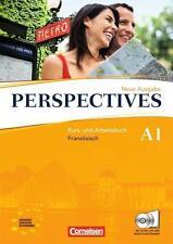 Perspectives - Ausgabe 2009 / A1 - Kurs- und Arbeitsbuch mit Lösungsheft und Wortschatztrainer von Pascale Rousseau und Annette Runge (2009, Taschenbuch)