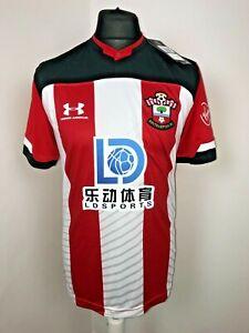 size (L)  SOUTHAMPTON FC Soccer Jersey Football Shirt (Note SR# 1-310592361)