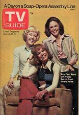 1973 TV Guide December 8 - Georgia Engel; Gunsmoke Buck Taylor; Mary Tyler Moore