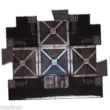 CORT-6 INTERSECTION EN T COULOIR WARHAMMER 40000 BITZ W40K SPACE HULK T JUNCTION