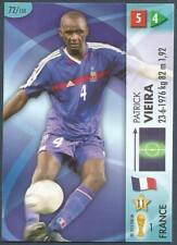 PANINI FIFA WORLD CUP-GOAAL 2006- #072-FRANCE-PATRICK VIEIRA