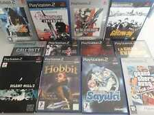 JUEGOS PLAYSTATION 2 PS2 - PAL ESPAÑA - USADOS - COMPLETOS