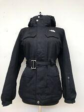 Womens The North Face Hyvent 550 Fill Down Parka Greenland Jacket Black S