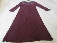 Boden Round Neck 3/4 Sleeve Dresses Midi