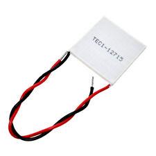 1PC TEC1-12715 TEC Heatsink Thermoelectric Cooler Cooling Peltier Plate 40mm