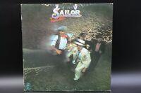 Sailor - Trouble (1975) (Vinyl) (Epic – EPC 69192)