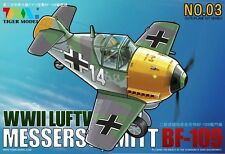 Tiger Model 103 WWII German Bf-109 Fighter (Q Edition)