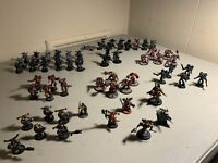 CHAOS LOT WARHAMMER 40K CSM Chaos Space Marines Raptors Terminators Metal Lord
