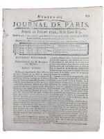 Saint Domingue 1792 Le Cap Esclave Murat Orleans La Fayette Biassou Haïti Paris